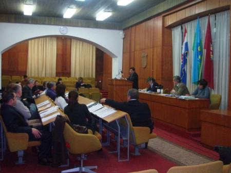 Službeno izvješće sa 7. redovne sjednice Gradskog vijeća Grada Labina