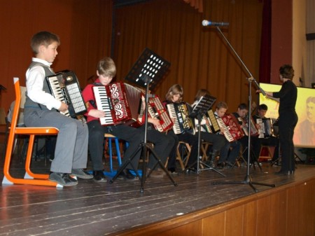 Obilježen Dan Osnovne glazbene škole iz Labina (galerija fotografija)
