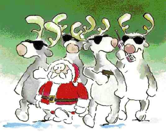 Djed Božićnjak stiže u Labin (program)