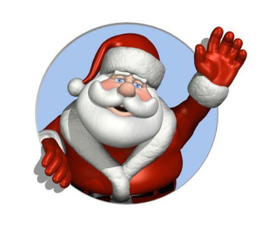 Općina Kršan: Obavijest o podjeli paketa Djeda Božićnjaka