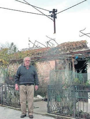 Obitelj Načinović u Matiješićima muku muči sa strujom: Jača struja kad Rus  zatraži priključak
