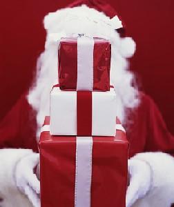 Obavijest o preuzimanju paketića Djeda Božićnjaka