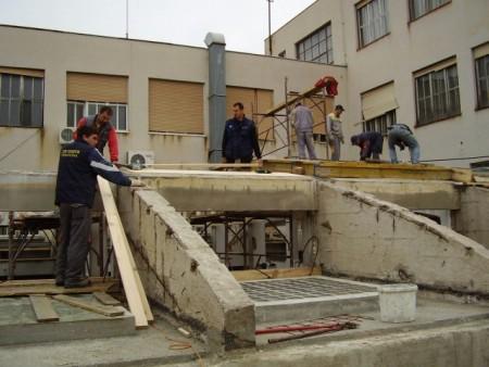 Rekonstrukcija zgrade buduće gradske knjižnice sa pristupnim i gospodarskim trgom