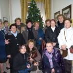 Volonteri tradicionalno posjetili umirovljenike Doma u Raši