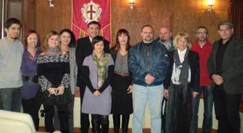 Gradonačelnik održao prijem za predstavnike medija i svećenike (Audio)