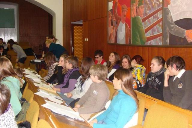 Održana sjednica Gradskog vijeća mladih, Endi Miletić podpredsjednik (dokumenti i galerija fotografija)