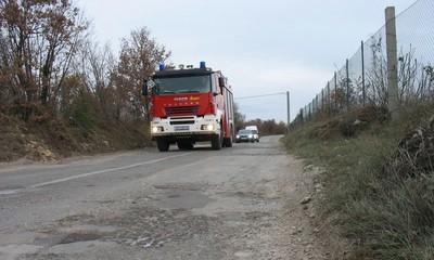 Zbog rekonstrukcije glavne labinske ceste: Zaobilaznica kao švicarski sir