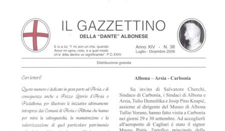 """""""Il Gazzettino della Dante albonese"""""""