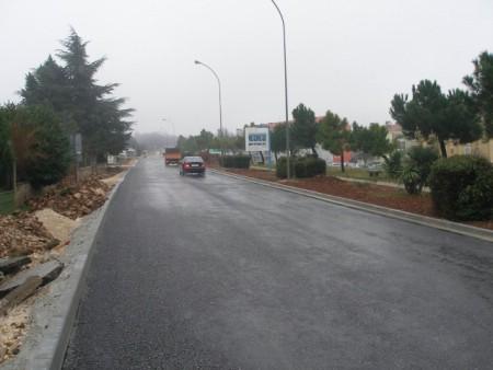 Obavijest o privremenom puštanju u promet dionice ceste Labin-Štrmac