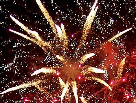 Miran doček Nove godine u Istri