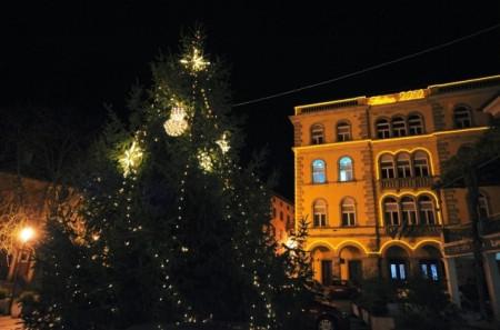 Novogodišnja noć u Labinu protekla mirno