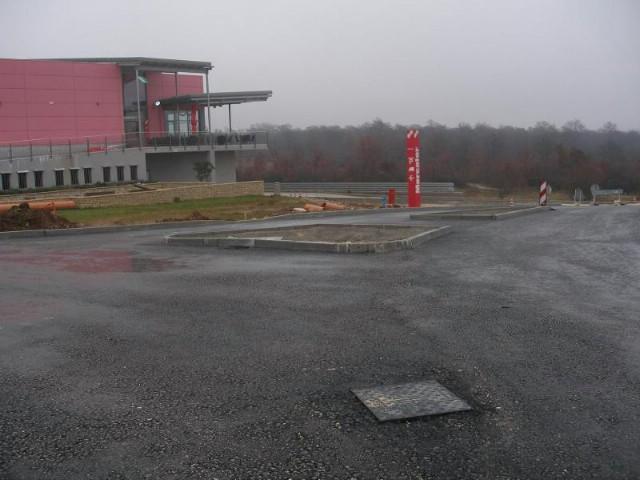 Obavijest: do 10. siječnja otvorena državna cesta Labin-Rijeka od Ine do Štrmca