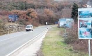 Tvrtka Labin 2000 uvodi reda u oglašavanju uz prometnice - Putokazima izbjeći šumu reklama uz cestu