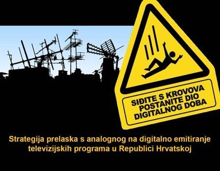 U Istri 26. siječnja prestaje analogno tv emitiranje
