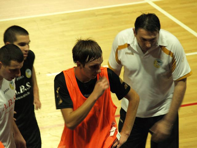 Zoran Peruško, novi stari trener MNK Potpićan 98 ABS