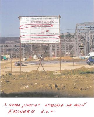 Eko udruge: Rockwoolu poništiti građevinsku dozvolu i naložiti izradu nove Studije