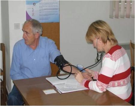 Mjerenje tlaka i kontrola šećera u krvi za polaznike Centra za inkluziju