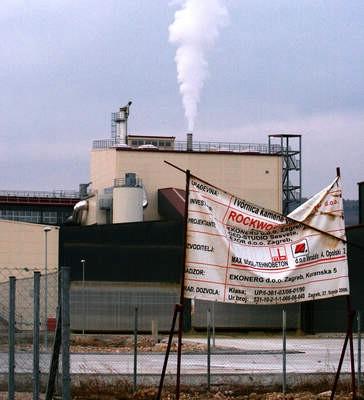 Rockwool bespravno gradio i zagađivao?