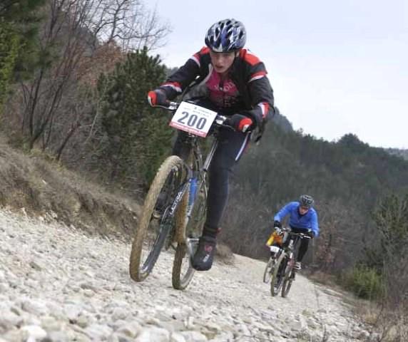 3. zimska brdsko-biciklistička liga Istarske i Primorsko goranske županije - 5. kolo : Mario Radović zadržao drugo mjesto