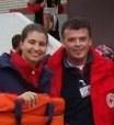 Sanja Faraguna i Aleksandar Knežević volonteri labinskog Crvenog križa odlaze u pomoć stradalnicima na Haiti