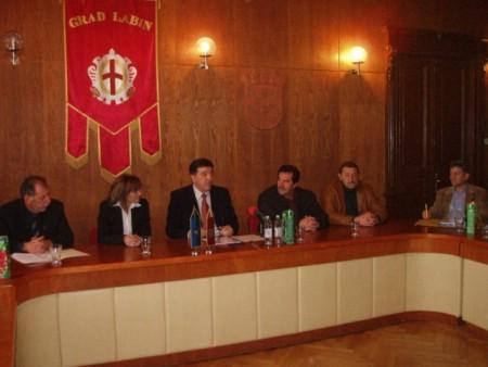 Potpisivanje Kolektivnog ugovora s djelatnicima Dječjeg vrtića Pjerine Verbanac