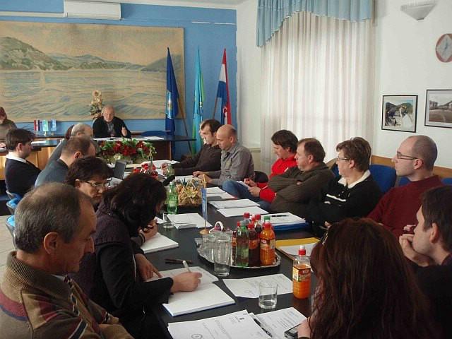 Turistička zajednica Općine Raša održala Osnivačku skupštinu