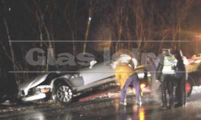 Cesta Štrmac - Vozilići: U izlijetanju vozila poginuo 29-godišnji Emil Načinović