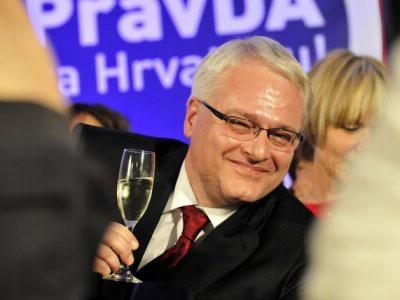 Novoizabrani hrvatski predsjednik Ivo Josipović u četvrtak u Labinu