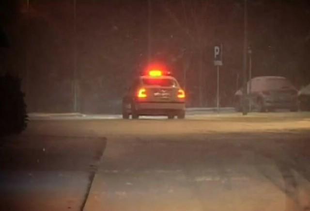 Zbog snijega i kiše u Labinu dvije prometne nesreće
