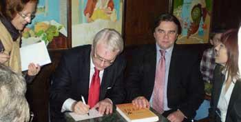 Ivo Josipović zahvalio građanima Labinštine na ukazanom povjerenju (Audio)