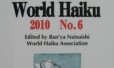 World haiku: Malvina Mileta u japanskog antologiji
