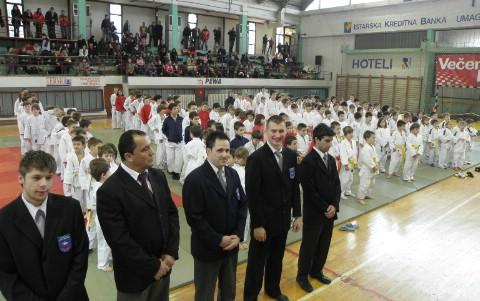 7. međunarodni judo kup-Labinska republika 2010. - u Labinu ostalo osam zlatnih odličja