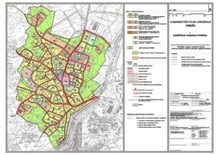 Utvrđen Konačni prijedlog Urbanističkog plana uređenja naselja Vinež (Dokument dostupan za preuzimanje)