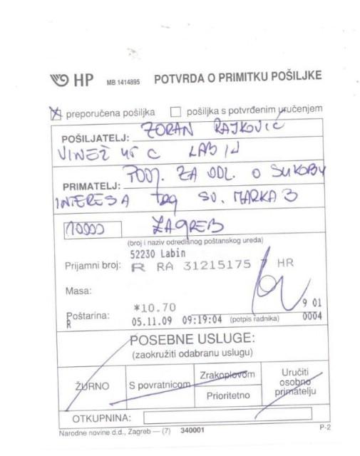 Zoran Rajković demantira natpise o obustavi naknade i traži ispriku zbog navođenja netočnih informacija od Povjerenstva za sprječavanje sukoba interesa