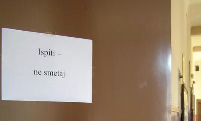 248 Istrijana sutra na državnu maturu
