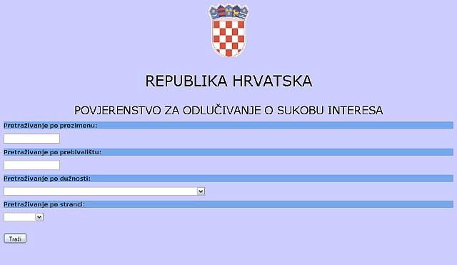 Povjerenstvo za odlučivanje o sukobu interesa ispričalo se zamjeniku gradonačelnika Zoranu Rajkoviću