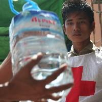 Sanja Faraguna i Aleksandar Knežević na Haitiju osiguravaju pitku vodu stradalom stanovništvu