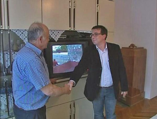 DVB uređaj za obitelj Bošnjak iz Raše