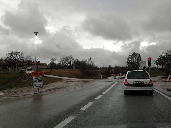 U promet će uskoro bit pušten jedan kolnički trak na državnoj cesti D66