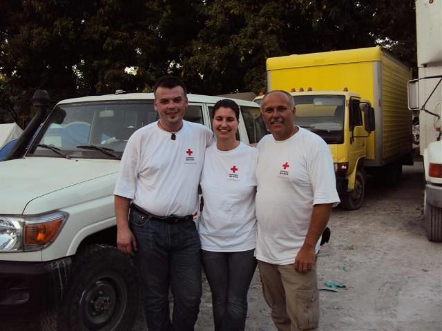 Volonteri Sanja i Aleksandar na Haitiju srdačno primljeni od strane lokalnog stanovništva (galerija fotografija)