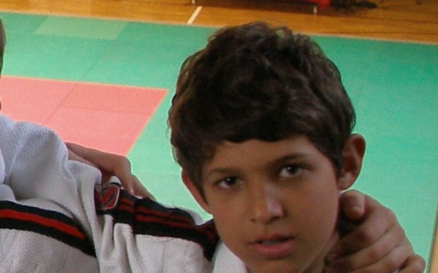 Judo kup - Samobor 2010.  - Italo Živić srebrni