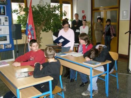 Županijsko natjecanje iz engleskoga jezika za učenike osnovnih i srednjih škola održano u Labinu