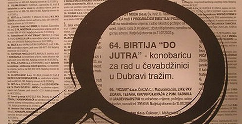 U Istri sve više otkaza, na burzi 9646 nezaposlenih