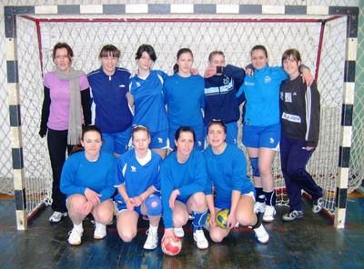 U labinskoj Sportskoj dvorani održano županijsko natjecanje u rukometu - Labinjani drugi